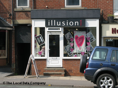 Illusion Hair Sheffield