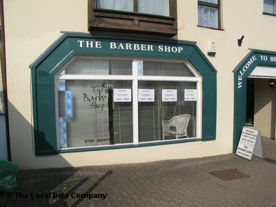 Barber Shop Chepstow