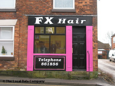 F X Hair Chesterfield