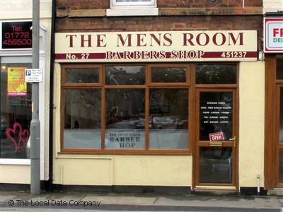 Mens Room Leyland
