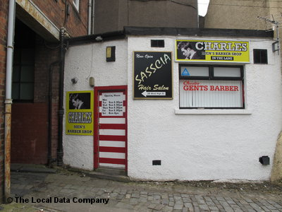 "Charles Men""s Barber Shop Glasgow"