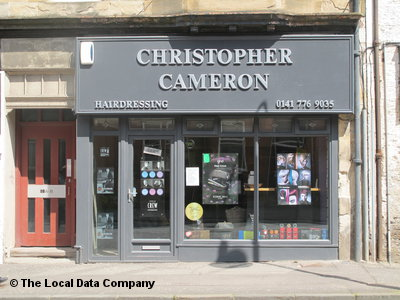 Christopher Cameron Glasgow