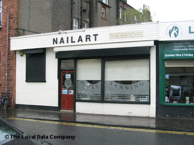 Nailart Largs