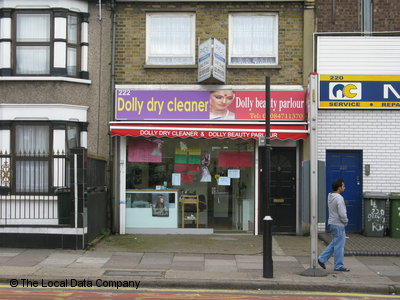 Dolly Dry Cleaner & Dolly Beauty Salon London