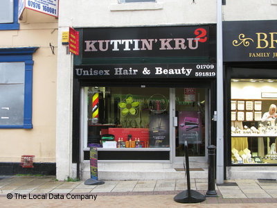 "Kuttin"" Kru 2 Mexborough"