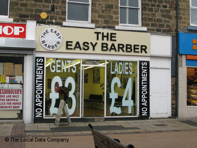The Easy Barber Mexborough