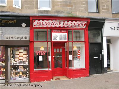 Milngavie Barbers Glasgow