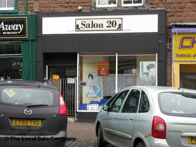 Salon  Maryport
