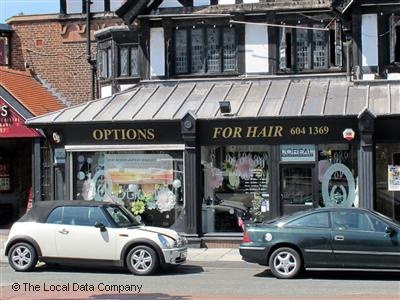 Options Hair Wirral