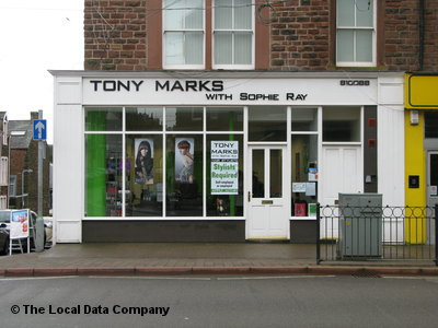 Tony Marks With Sophie Ray Maryport