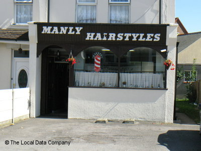 Manly Hairstyles Clacton-On-Sea