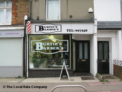 Burties Barbers Brighton