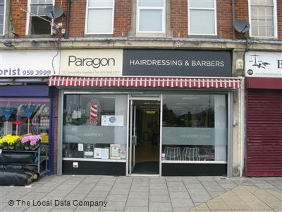 Paragon Hairdressing Bristol