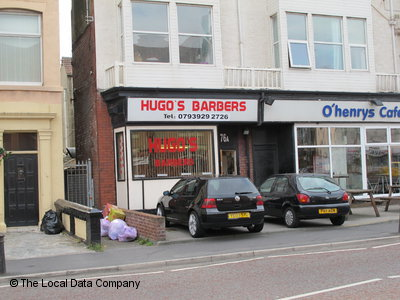 "Hugo""s Barbers Blackpool"