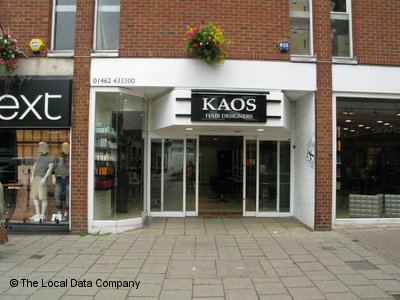 Kaos Hair Designers Hitchin