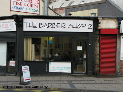 The Barber Shop 2 Newcastle