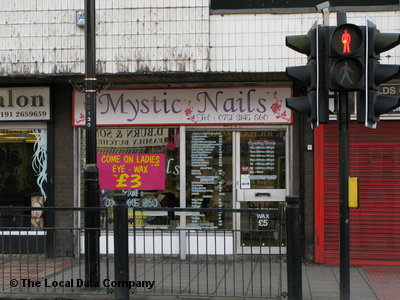 Mystic Nails Newcastle
