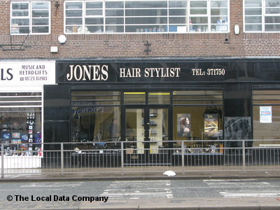 Jones Hairstylist Scarborough
