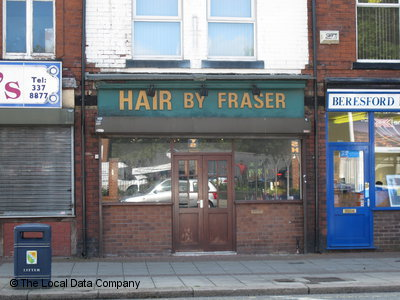 Hair By Fraser Manchester