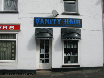 Vanity Hair Exmouth