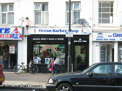 Ocean Barber Shop London