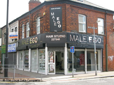 "Fe"" Male Ego Hull"