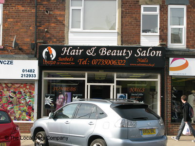 Irena Hair & Beauty Salon Hull