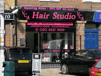 Vca Hair Studio Sutton