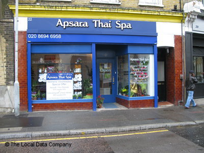 Aspara Thai Spa London