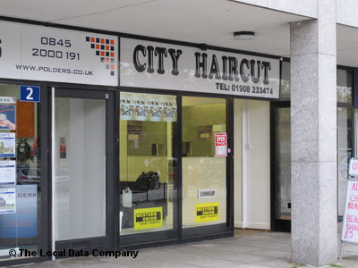 City Haircut Milton Keynes