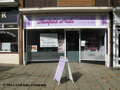 The Shenfield Nails Brentwood