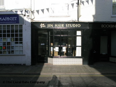 Jin Hair Studio Canterbury