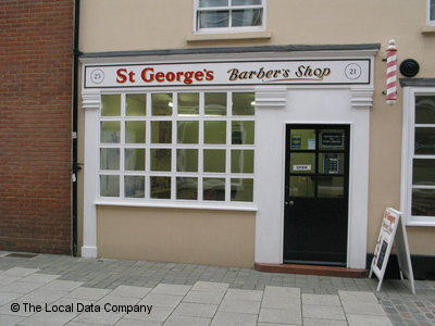 St. Georges Barbers Shop Norwich