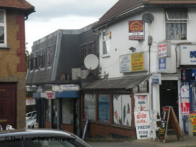 Barber Shop Harrow