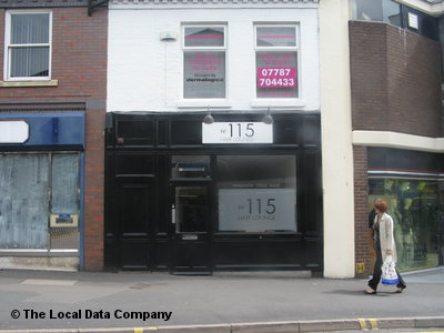 No115 Hair Lounge Kidderminster