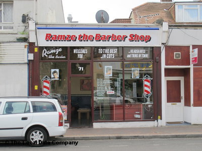Ramze The Barbers Gosport