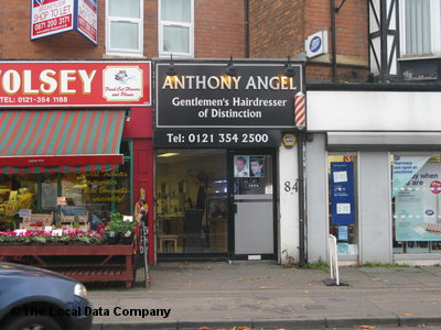Anthony Angel Sutton Coldfield