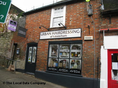 Urban Hairdressing Of Westerham Westerham