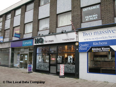 Hq For Men Camberley