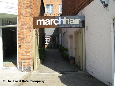 March Hair Market Harborough