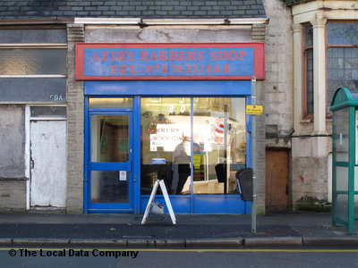 "Azir""s Barbers Shop Accrington"
