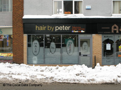 Hair By Peter Consett