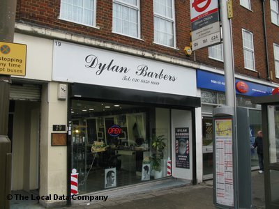 Dylan Barbers London