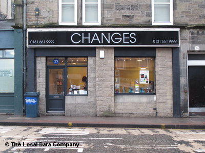 Changes Edinburgh