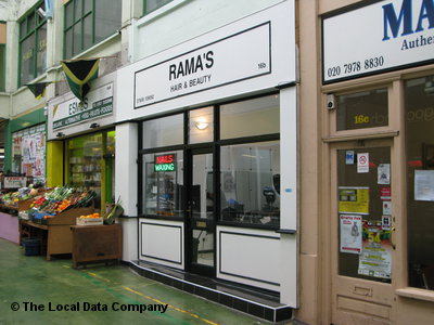 "Rama""s Hair & Beauty London"