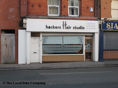 Hackers Hair Studio Liverpool