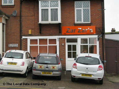 "Zar Zar""s Broadstairs"