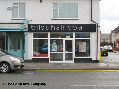 Bliss Hair Spa Wallasey