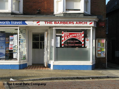 The Barbers Arch Emsworth