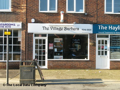 The Village Barbers Hayling Island